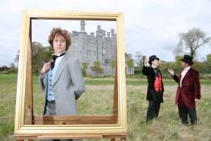 'The Picture of Dorian Gray' play at Kileen Castle