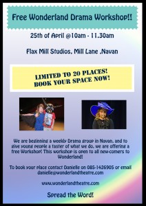 Free Workshop Navan